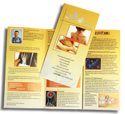 Informationsflyer Ergotherapie Bochum